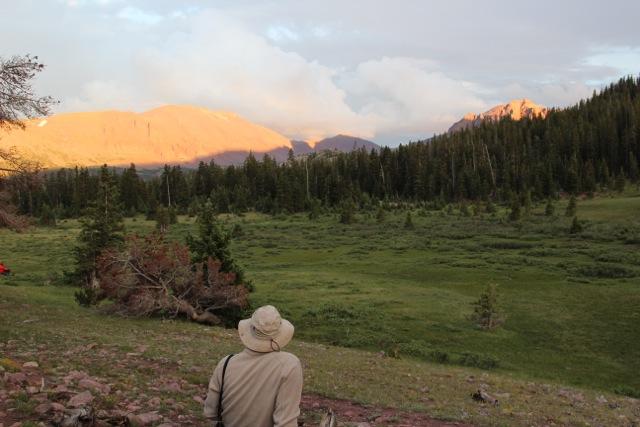 The High Uintas Wilderness, Northeastern Utah 1990 and 2013