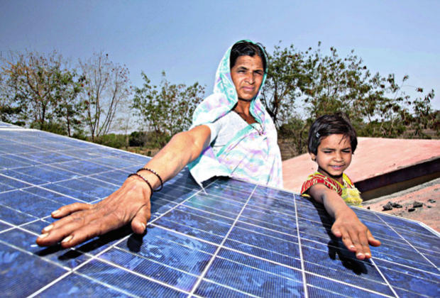 Buckle Up #4: India Is Going Solar
