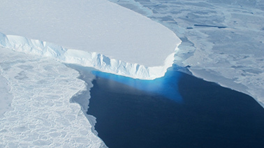 West Antarctica laciers move on path toward major sea-level rise