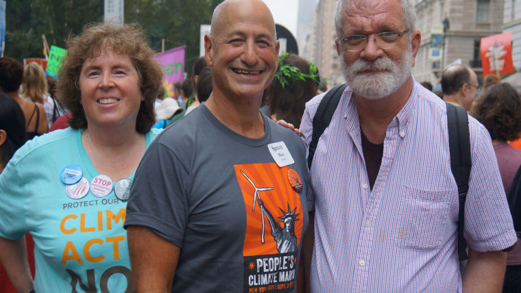 Climate March in New York City Sunday September 21, 2014