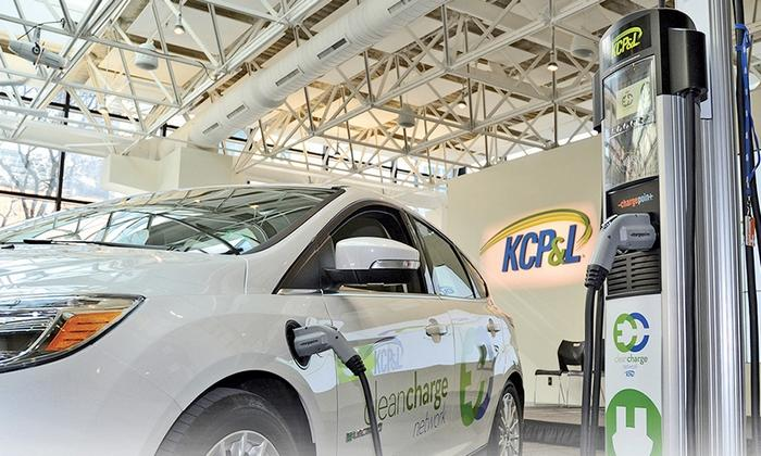 Kansas City to Install 1000 Charging Stations!!!