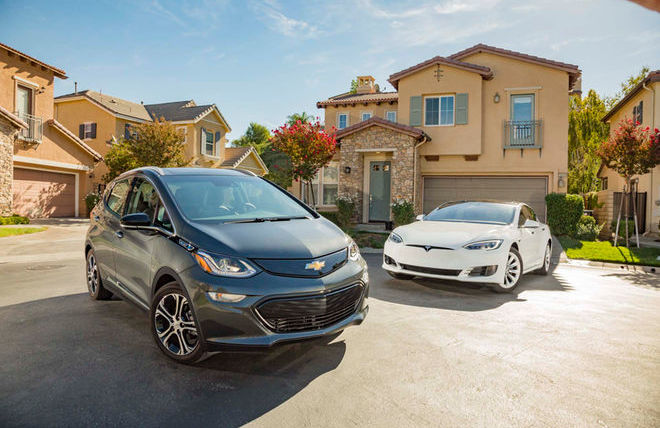 Here Come the Fully Electric Cars