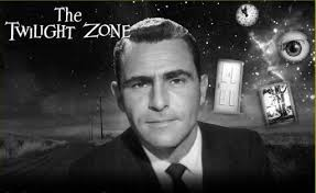 """Help I'm Steppin' into the Twilight Zone"""