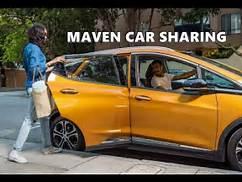 GM's Push into Ride Sharing