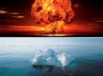 Can a Warmer Planet Cause Wars?