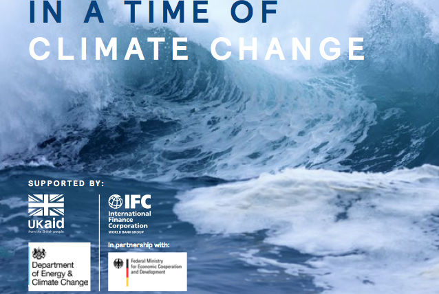 Climate Change in Financial Markets is Going Mainstream