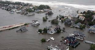 Ocean Coastal Real Estate Values Starting to Plummet