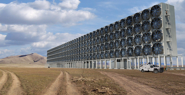 Can We Develop DAC (Direct Air Capture) Technology to Help Save the Planet?  Not Without Help